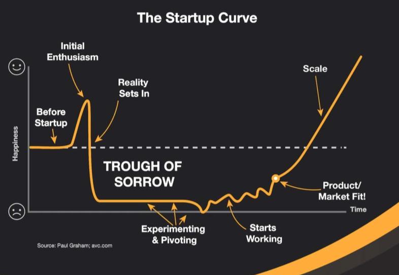 Startup Curve