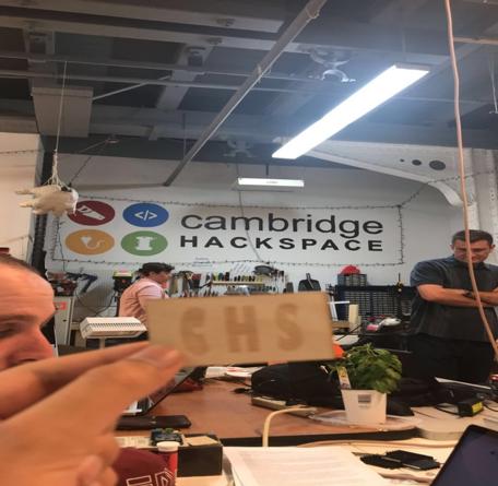 Cambridge Hackspace