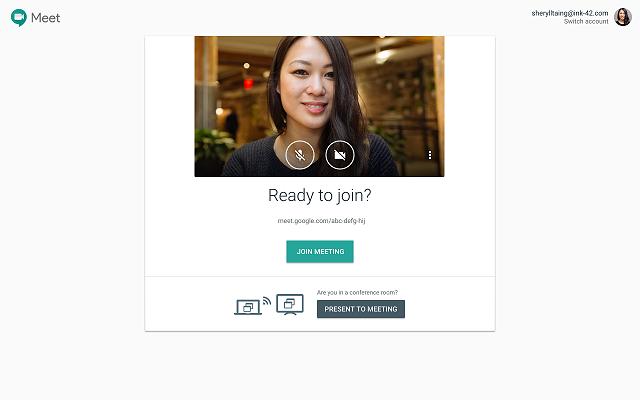 Meet Screenshot
