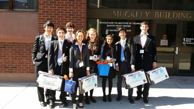 LaunchX Clubs finalists