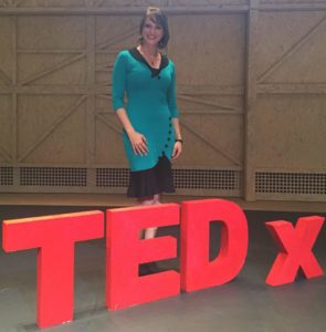 Laurie Stach TEDx speaker
